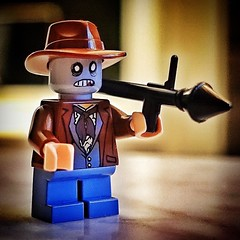 I feel like Legos have changed a lot since I was a kid.  #lego #zombies #rpg