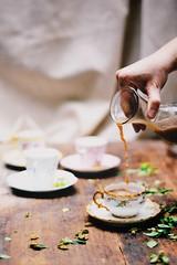 Masala Chai   A Brown Table