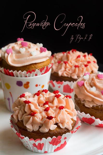 Rosewater Cupcakes (7)