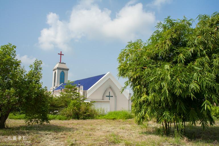 台南私藏景點-南化長老教會 (4)