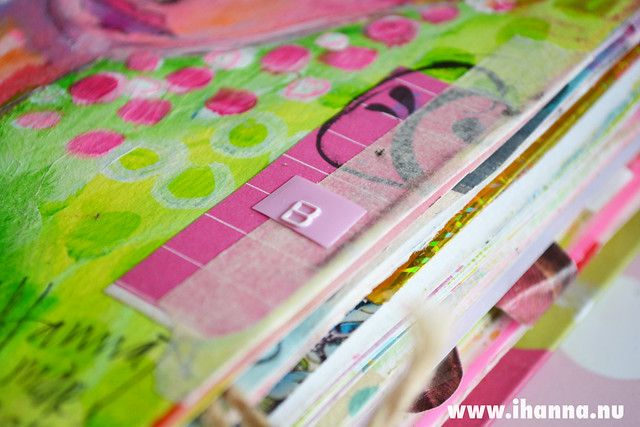 Art Journal Close-ups