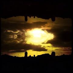 Sunset ☀️⛅️