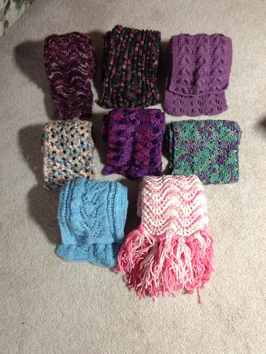 Scarf Sale Offerings