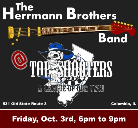 Herrmann Brothers Band 10-3-14