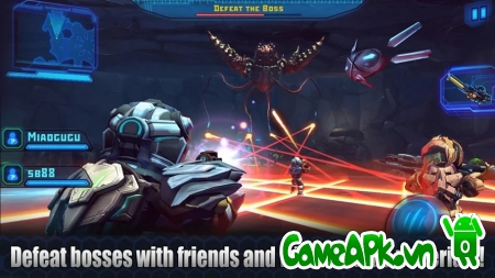 Star Warfare2:Payback v1.01 hack full tiền cho Android
