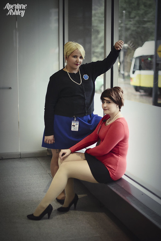 Cheryl Tunt and Pam Poovey from Archer