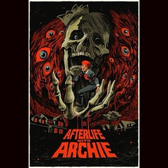 Afterlife With Archie is reviewed today at www.LongboxGraveyard.com. #horror #Comics @AfterlifeArchie