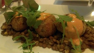 Croquettes with lentils - Rubyos