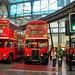 London Transport Museum by Jainbow