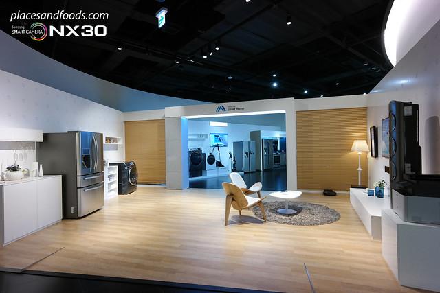 samsung innovation museum smart home