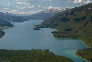 Muncho Lake - British Columbia