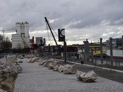 Le port d'Ivry-sur-Seine