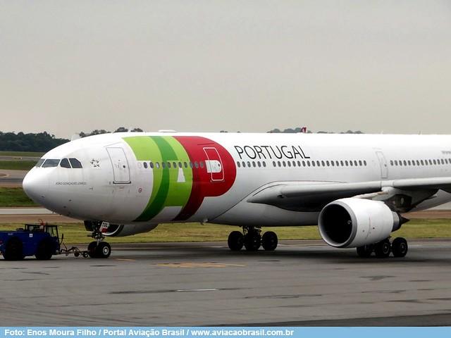 , Gol e TAP iniciam operações para compartilhamento de voos, Portal Aviação Brasil