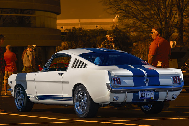 Ford Mustang Shelby GT350 (Cars & Coffee of the Upstate)