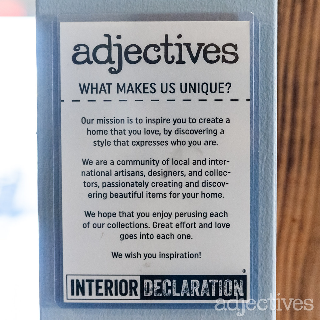 Adjectives Featured Find in Altamonte