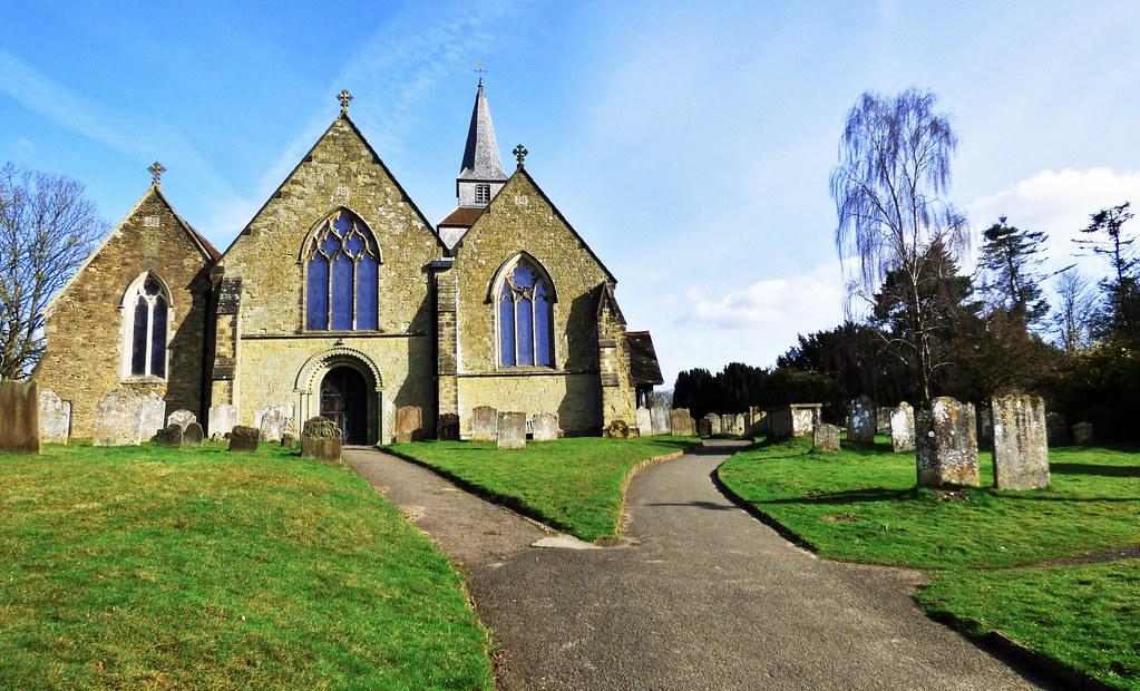 St Nicholas, Godstone | grassrootsgroundswell | Flickr