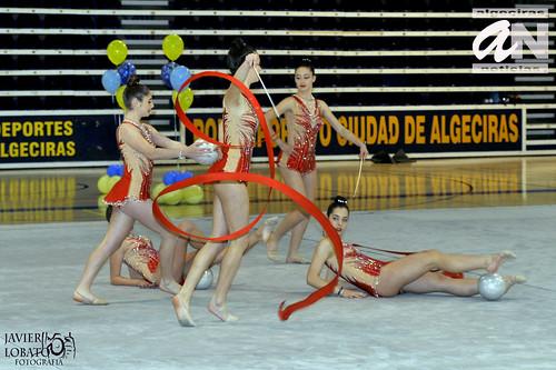 Gimnasia ritmica Algeciras Javier Lobato