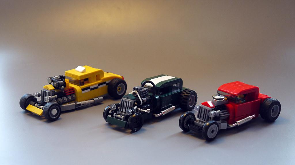 Lego Race Car Moc