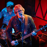 Wed, 22/02/2017 - 5:34pm - Old 97's - Rhett Miller, Murry Hammond, Ken Bethea, and Philip Peeples - perform for a lucky crowd of WFUV Members at Rockwood Music Hall in New York City, Feb. 22, 2017. Hosted by Carmel Holt. Photo by Gus Philippas