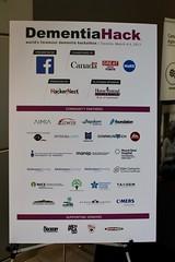 DementiaHack Sponsors 2017