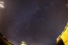 Orion y Vía Lactea