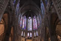 Cabecera catedral de León