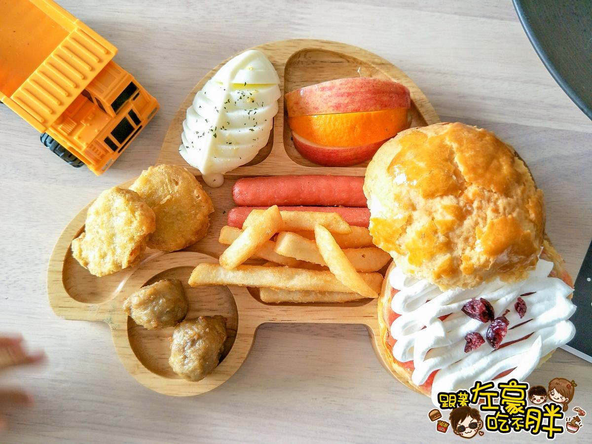 6吋盤早午餐(鳳山文中店)-9
