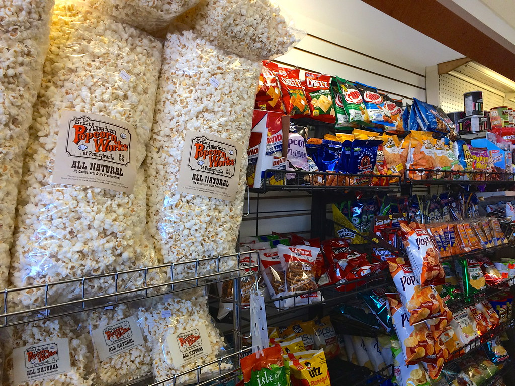Abington Pharmacy Abington PA Pennsylvania Snacks