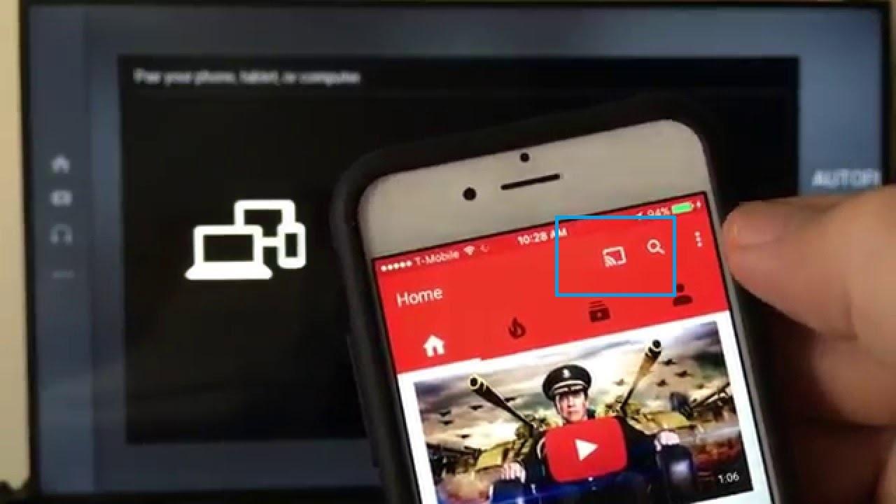 Cast Video trên Youtube từ điện thoại lên Android TV Box - Bkav Forum
