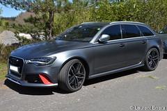 Audi RS6 C7 - Photo of Laprade