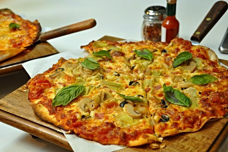 Spagnolo Pizza