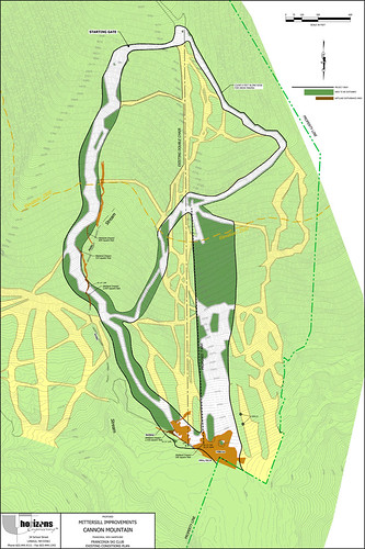 Cannon Mt./Mittersill plans