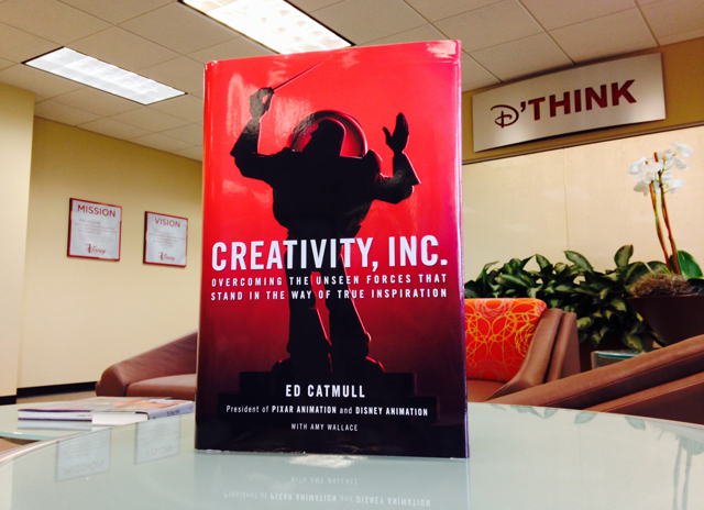 disneyinstitute-What We're Reading: Four Principles for Fueling a Culture of Innovation From 'Creativity, Inc.'
