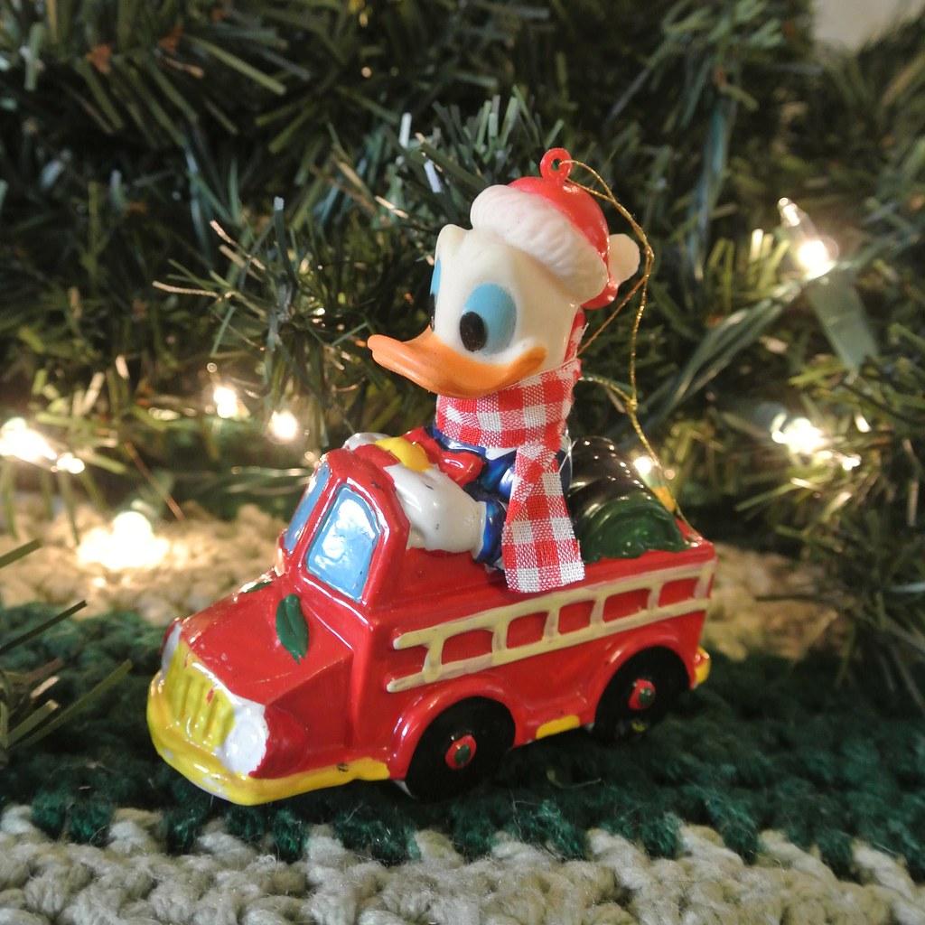 Shop Update • Vintage Disney Christmas Ornaments