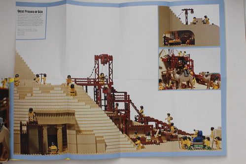 Brick Wonders: Ancient, Modern, and Natural Wonders Made from LEGO