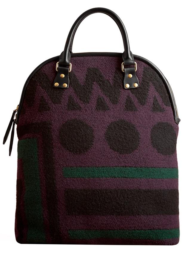 8 Burberry Prorsum Womenswear Autumn_Winter 2014 - The Bloomsbury