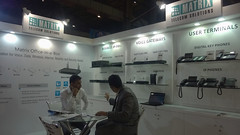 Matrix showcased its solutions at Interop, Mumbai (04th - 05th September)