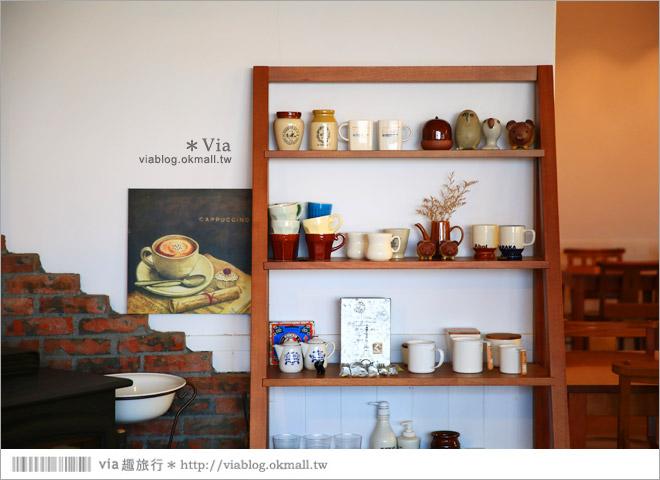 【台中夜景餐廳推薦】台中龍貓夜景~MITAKA 3e Cafe◎大推薦的台中約會地點♥ 27