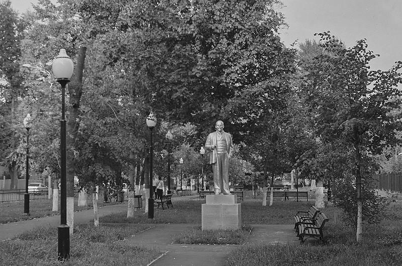 Lenin in campus All Saints