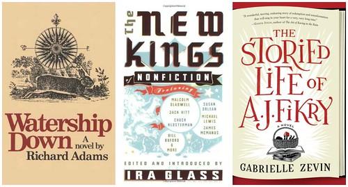 Favorite books, Q3 2014