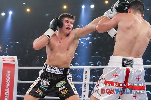 Vincent Feigenbutz vs Guram Natsulishvili