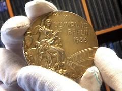 Jesse Owens Olympic medal