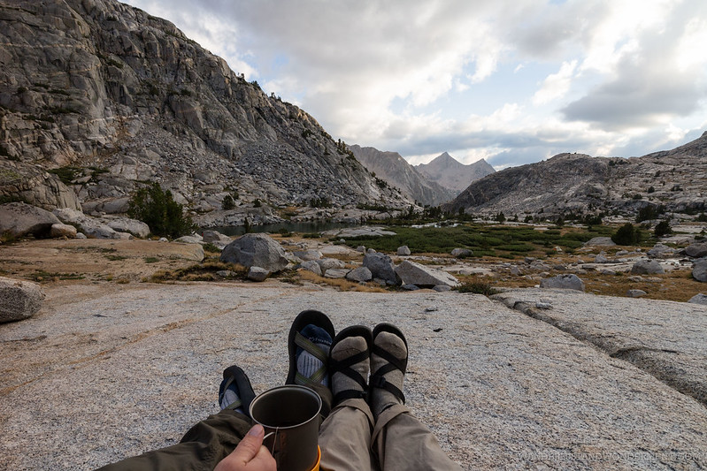 Tea and Cloudshow