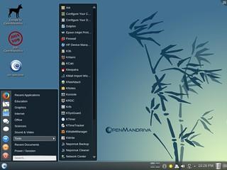 OpenMandriva Lx 2014.1