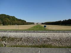80 Jahre Citroen Traction Avant 2014 La Ferte-Vidame 552 Chateau