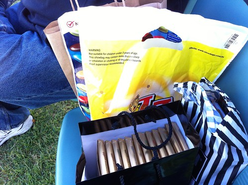 Perth Royal Show 2014: Our Showbag Haul