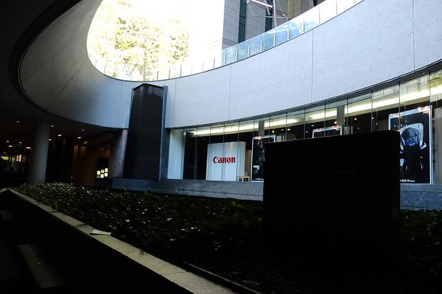 CANON gallery 梅田