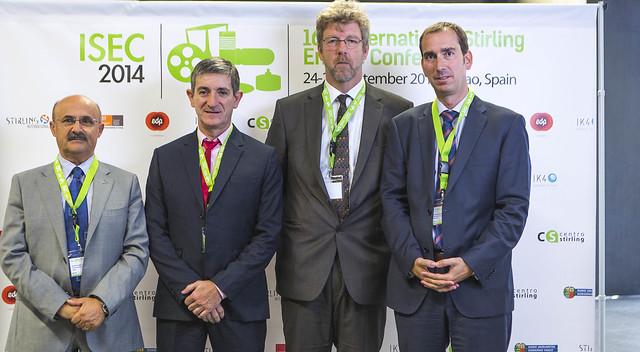 ISEC 2014 Bilbao