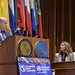 Secretary General Participates in Inauguration of 53rd PAHO Directing Council Meeting