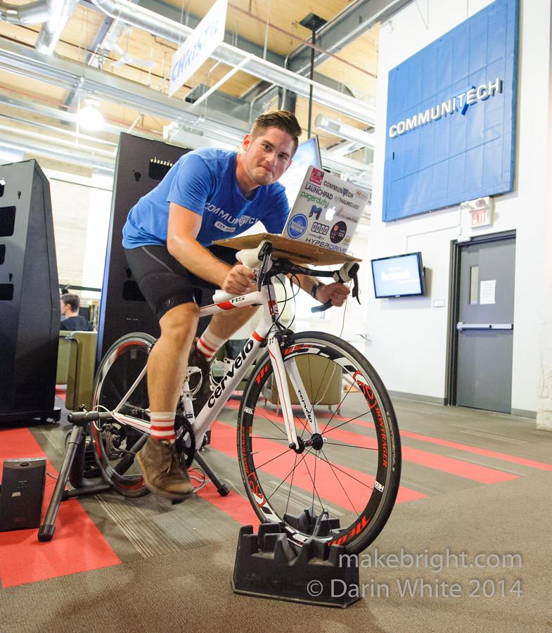 Kurt Schwarz - bike rig buildout 035